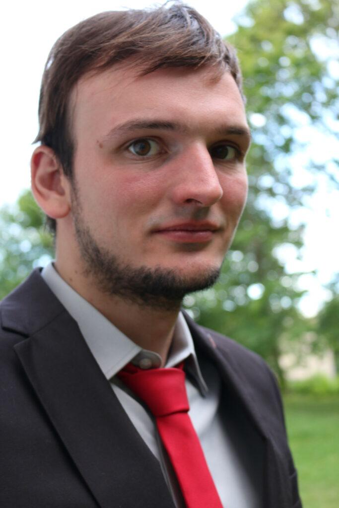 Bild von Paul Vogel, Kandidat zur OB-Wahl 2020 in Chemnitz